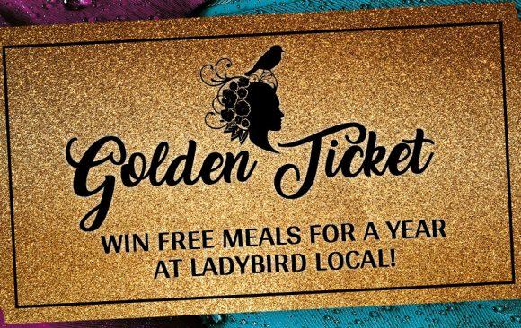 Win a Golden Ticket